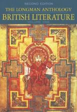 The Longman Anthology of British Literature Vol. 1 : Middle Ages to the...