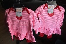 CARTER'S 2-Pc Set   Girls Outfit     Sizes:  6 mon or  9 mon