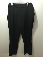 BNWT Ladies Sz 20 Smart Black  Moda Brand Full Length Dress Style Pants Slacks