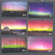 New Zealand-Southern Lights 2017-mnh set