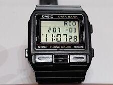 8a7a4ac0d0af Banco de datos Casio Marcador de Teléfono Digital Lcd Vintage Reloj dba80
