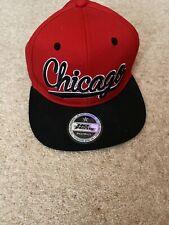 No Fear SnapBack Chicago Baseball Cap VGC - Men's