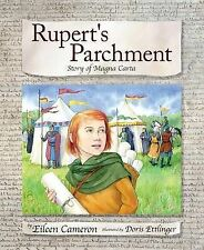 NEW Rupert's Parchment: Story of Magna Carta by Eileen Cameron