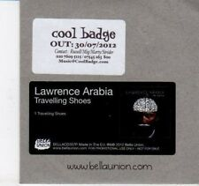 (DH934) Lawrence Arabia, Travelling Shoes - 2012 DJ CD