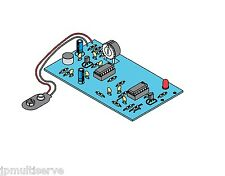 Sound Activated Switch Soldering Kit Elenco K36