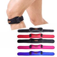 Outdoor Sports Support Pad Knee Brace Adjustable Patella Keepads Tendon Strap