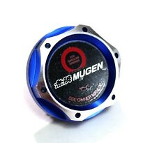JDM MUGEN HONDA /ACURA BLUE BILLET ENGINE OIL CAP CIVIC ACCORD S2000 CRX CRZ