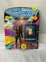 Star Trek The Next Generation K'Ehleyr Klingon Ambassador to the Federation 1993