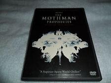 The Mothman Prophecies (DVD, 2002) mint