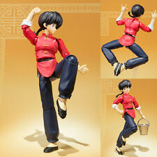 S.H.Figuarts Ranma Saotome Boy Ver. from Ranma 1/2 Action Figure Bandai Japan