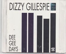 Dizzy Gillespie-De Gee Days cd album