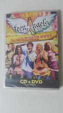 TEEN ANGELS CASI ANGELES LIVE IN ISRAEL CD + DVD ISRAELI SEALED CD