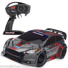 TRAXXAS FORD FIESTA ST RALLY RALLY-bred rallytqi, Brushed senza batteria trx74054-4