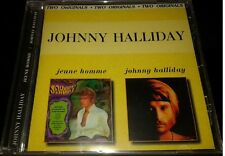 NEUF SCELLE JOHNNY HALLYDAY INTROUVABLE CD RUSSE 2 ALBUMS + BONUS