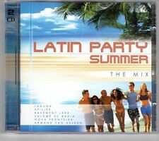 (GK647) Latin Party Summer, The Mix - 2CDs  - 2000