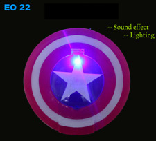 EO 22 - Marvel Captain america shield throwing game toy avenger  * READY STOCK *
