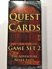 Quest Cards Game Set 2  -=NEW=-     -=Free Shipping=-