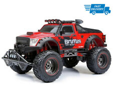 New Bright RC Brutus Truck 1:8 Play In All Terrain And The Rechargeable Powerful