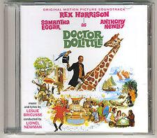 Doctor Dolittle: Original Motion Picture Soundtrack - 1967 Film CD Rex Harrison