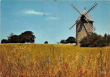 BF37634 saint jean de sauves france vienne  windmill mill moulin a vent