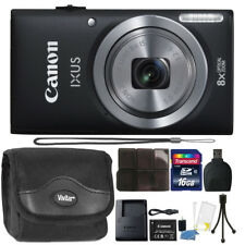 Canon IXUS 185 / ELPH 180 20MP Optical Zoom  Digital Camera Accessory Bundle