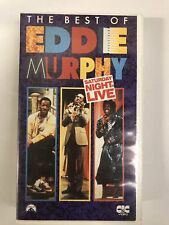 The Best Of Eddie Murphy Vintage VHS Tape English Audio With dutch subs