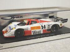 Spark 1/43 Lancia LC2 #24 Le Mans 1988 S0658