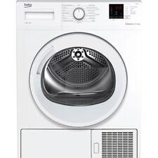 Asciugatrice a pompa di calore 8kg A++ Bianco Beko DRX822W