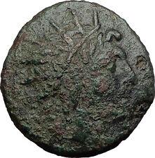 PHILIP V 200BC Macedonia King HELIOS SUN / THUNDERBOLT Ancient Greek Coin i60593