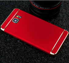 Luxury Hard Coverage Removable Cover Case Fundas Para For Samsung Galaxy iPhone