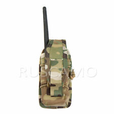Tactical Universal Radio Pouch (Multicam, MOLLE / PALS)