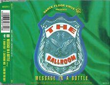 "DANCE FLOOR VIRUS - 5""CD -Message In A Bottle (Radio Edit, Castarave Mix) Police"