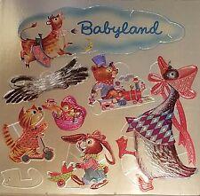 Vintage Beech-Nut Babyland Nursery Rhyme Mobile Unused Charmer