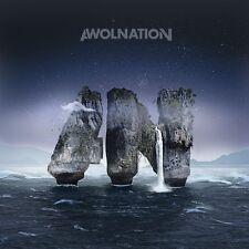 Megalithic Symphony - 2 DISC SET - Awolnation (2011, Vinyl NEUF) 180gm Vinyl