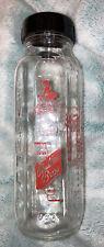 Vintage Evenflo Rutter Bros.Dairy Baby Bottle,Little Red Riding Hood!! 8 Oz Rare