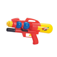 Water Toy Spray Gun Pistol Kids Childrens Outdoor Play Game Soaker Garden play