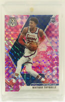 2019-20 Panini Prizm Mosaic MATISSE THYBULLE ROOKIE Card RC PINK CAMO 76ers 🔥📈