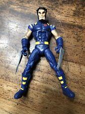 Hasbro 2006 Marvel Legends ULTIMATE WOLVERINE From Blob Series BAF Blue Suit L