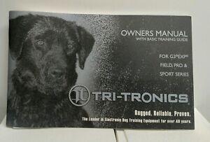 Tri-tronics G3 Sport Combo Electric Dog Collar