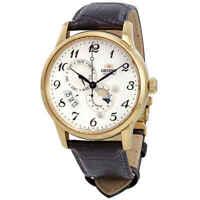 Orient Classical Automatic Cream Dial Men's Watch RAAK0002S