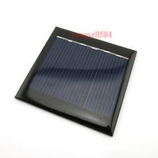 55mm*55mm 3V 100mA Batería Solar PV cargo de Solor Paneles De Tablero Juguete de Solor eléctrico