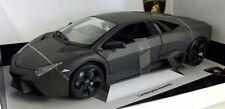 Burago 1/18 scale Diecast 18-11029 Lamborghini Reventon matt grey