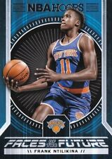POP-UP SHOP @ $1.00 - 2017-18 NBA Hoops Frank Ntilikina #8 Faces of Future RC