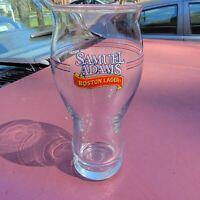 Samuel Sam Adams Boston Lager For The Love of Beer Glass Pint Tulip