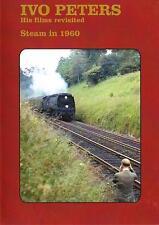 Ivo Peters Steam in 1960 Dvd: S&D Evercreech Bason Bridge Midford Blue Pullman