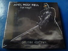 Axel Rudi Pell - The Crest (Deluxe Edition CD 2010) STEELER HARDLINE CRUSH 40