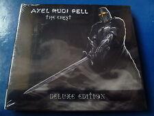 Axel Rudi Pell - The Crest (Deluxe Edition CD 2010) STEELER HARDLINE CRUSH 40