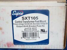Supco SXT105 Orginal Replacement Parts Control Transformer Foot Mount