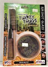 Mossy Oak - Turkey Thugs - Rim Shot Glass 🦃