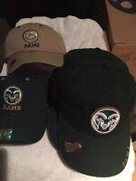 NCAA Colorado State Rams hats